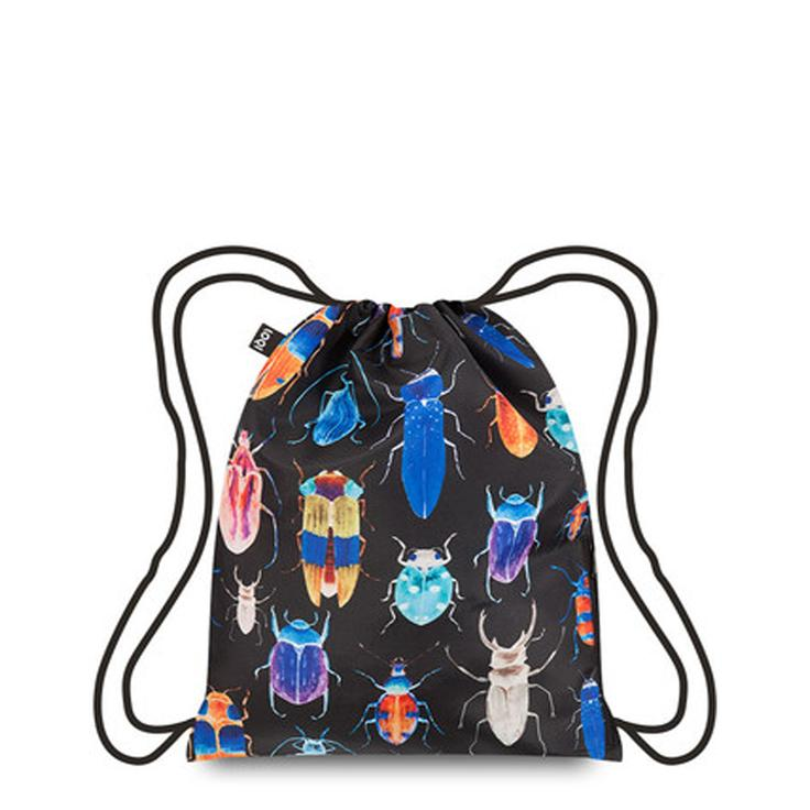 Экорюкзак LOQI BACKPACK - WILD Insects