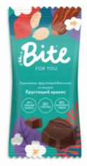 "Батончик Bite FOR YOU ""Хрустящий арахис"" 35 г"