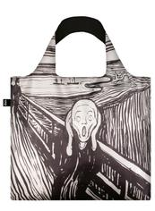 Экосумка LOQI MUSEUM COLLECTION - EDVARD MUNCH The Scream