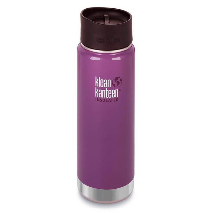 Экобутылка Klean Kanteen WIDE INSULATED Cafe Cap 2.0 592 мл (20 oz) - Wild Grape