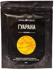 Гуарана ROYAL FOREST 100 г