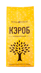 Кэроб необжаренный ROYAL FOREST, 100 г