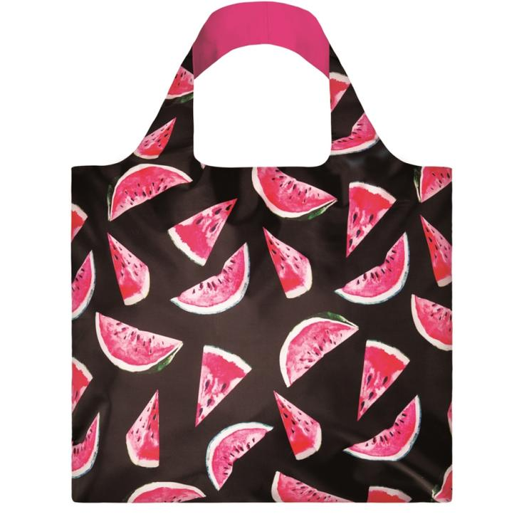 Экосумка LOQI FASHION - JUICY Watermelon