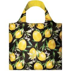 Экосумка LOQI FASHION - JUICY Lemons