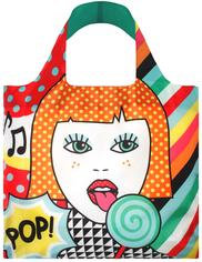 Экосумка LOQI FASHION - POP Lollipop