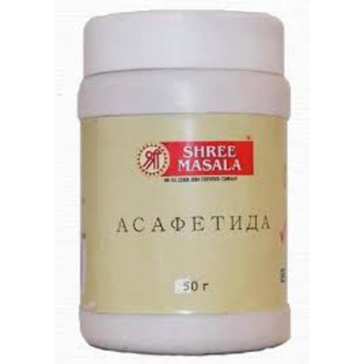 Асафетида SHREE MASALA, 100 г