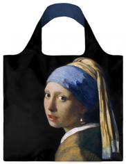 Экосумка LOQI MUSEUM COLLECTION - JOHANNES VERMEER Girl with a Pearl Earning