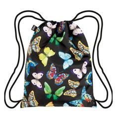 Экорюкзак LOQI BACKPACK - WILD Butterflies