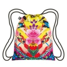 Экорюкзак LOQI BACKPACK - SHINPEI NAITO Flower Dream